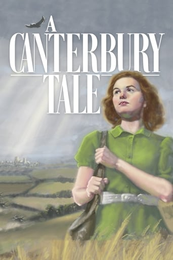 A Canterbury Tale Movie Poster