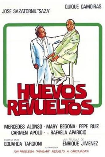 Poster of Huevos revueltos