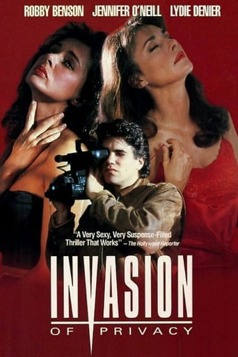 Poster of Invasion of Privacy