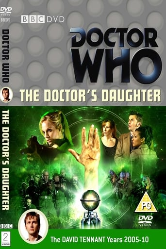 Poster of Doctor Who: The Doctor's Daughter fragman