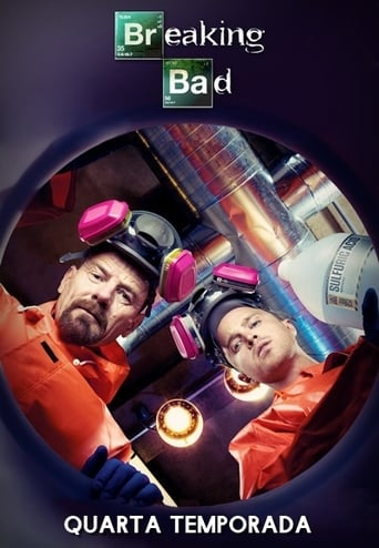 Breaking Bad 4ª Temporada - Poster