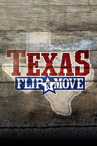 Texas Flip and Move Movie Poster