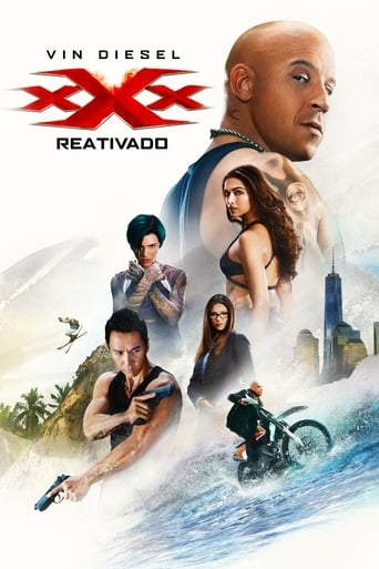 Poster of xXx: Reativado