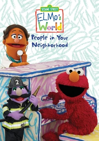 Poster of Sesame Street: Elmo's World: People in Your Neighborhood