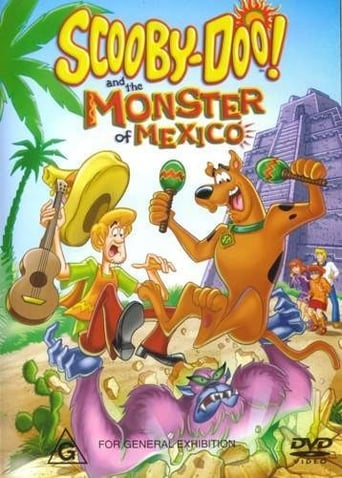 Scooby-Doo! and the Monster of Mexico poster