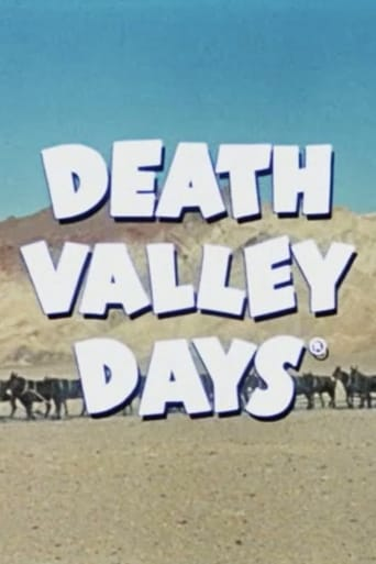 Poster of Death Valley Days