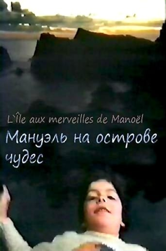 Poster of Manuel on the Island of Wonders