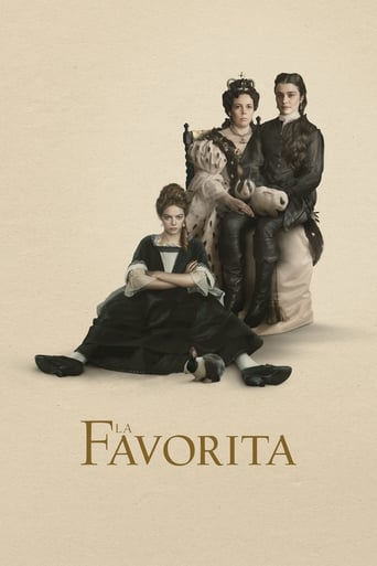 Poster of La favorita