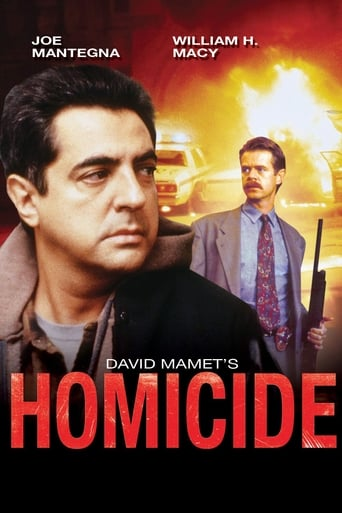 Poster of Homicidio