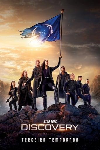 Star Trek Discovery 3ª Temporada - Poster
