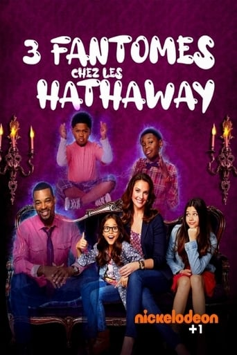 Poster of The Haunted Hathaways