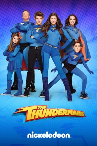 Poster The Thundermans