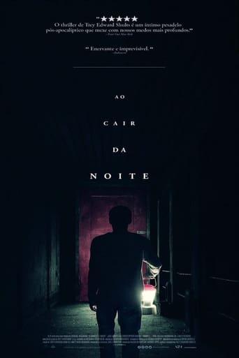 Ao Cair da Noite - Poster