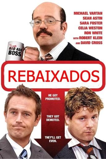 Rebaixados - Poster