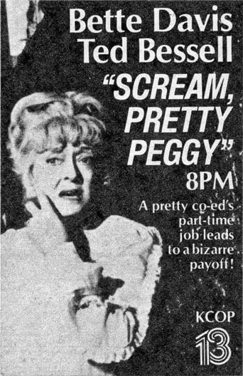 Poster of Scream, Pretty Peggy