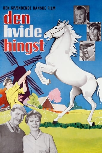 Poster of The Boy Who Loved Horses