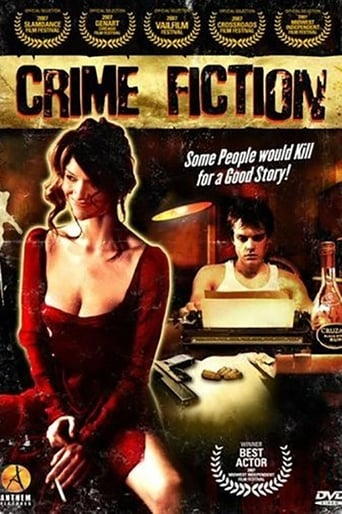 Poster of Crime Fiction