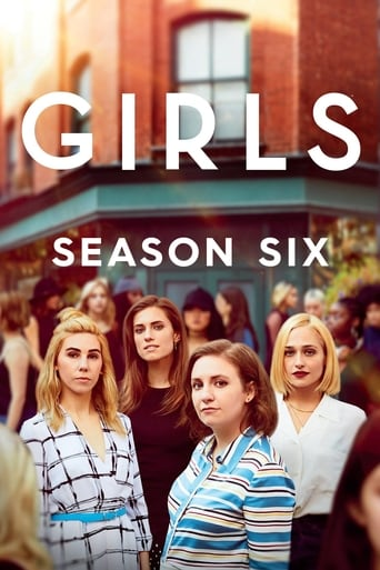 Merginos / Girls (2017) 6 Sezonas EN