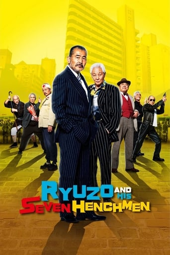 Poster of Ryuzo and the Seven Henchmen