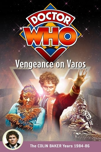 Poster of Doctor Who: Vengeance on Varos