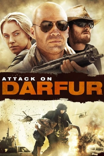 Poster of Attack on Darfur