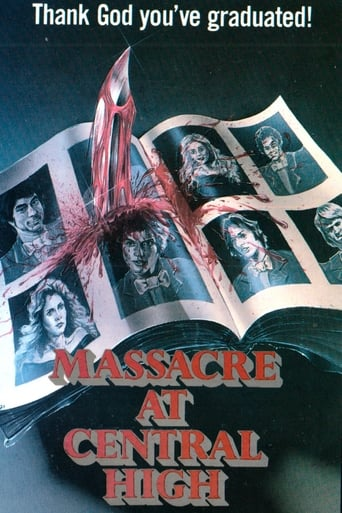Poster of Massacre at Central High