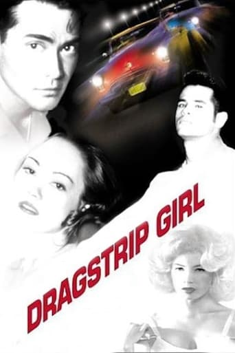 Poster of Dragstrip Girl