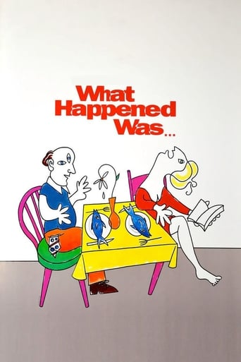 Poster of What Happened Was...