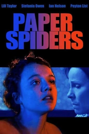 Poster Paper Spiders