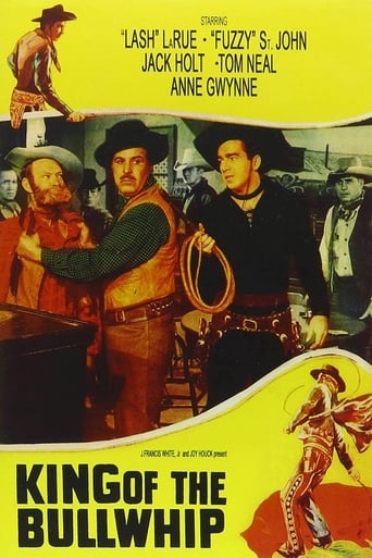 Poster of King of the Bullwhip