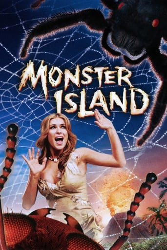 Poster of Monster Island