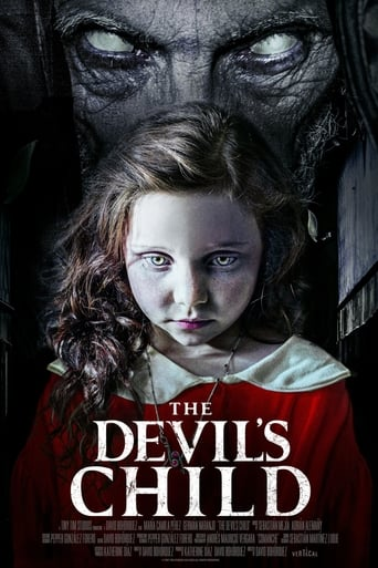 Poster The Devils Child