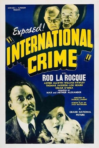 Poster of International Crime