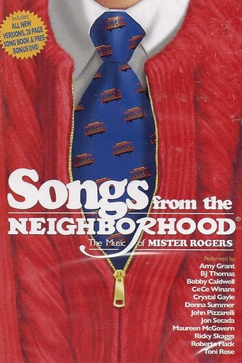 Poster of Songs From the Neighborhood: The Music of Mister Rogers