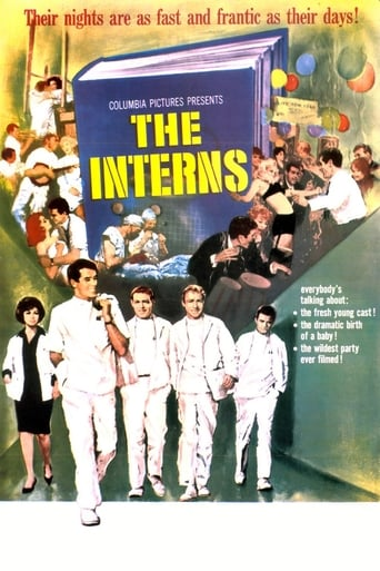Poster of The Interns