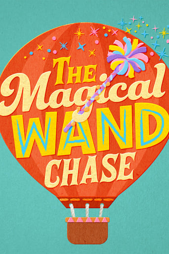 Poster of The Magical Wand Chase: A Sesame Street Special