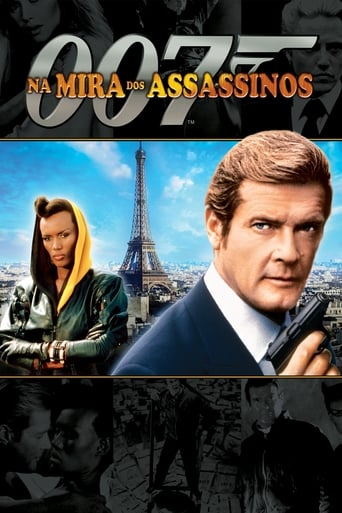 007 - Na Mira dos Assassinos - Poster