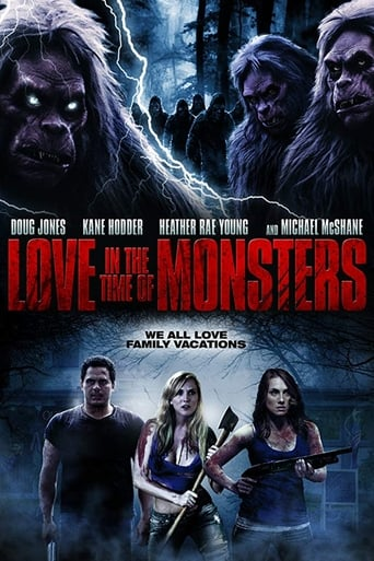 Poster of Love in the Time of Monsters