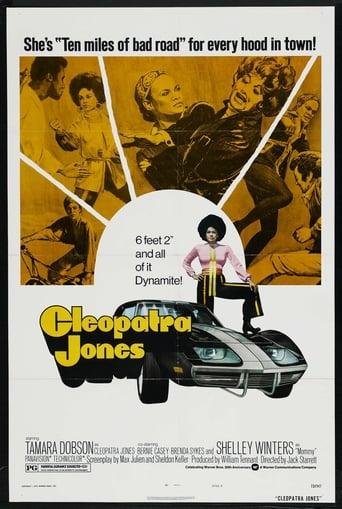 Poster of Cleopatra Jones