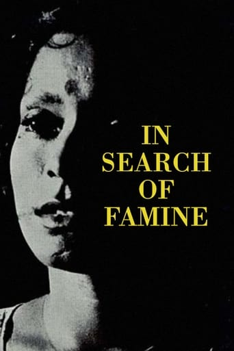 Poster of In Search of Famine
