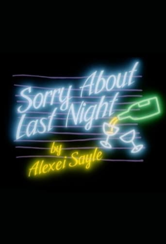 Poster of Sorry About Last Night