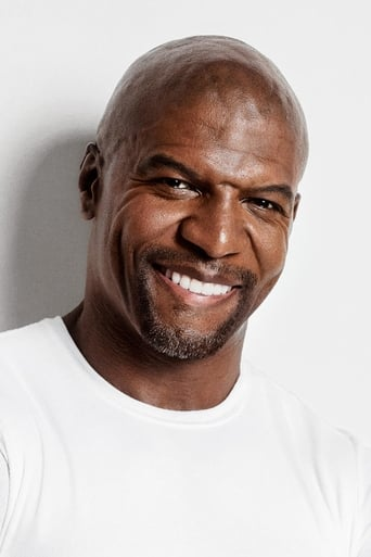 Terry Crews alias Detective Terrence Washington