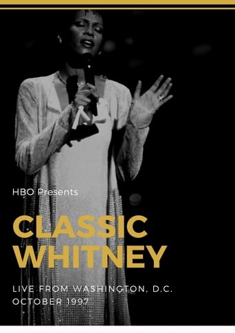 Poster of Classic Whitney: Live from Washington, D.C.