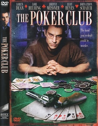 Poster of The Poker Club