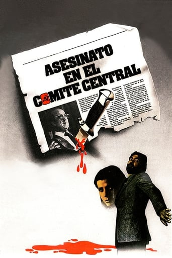 Poster of Murder in the Central Committee