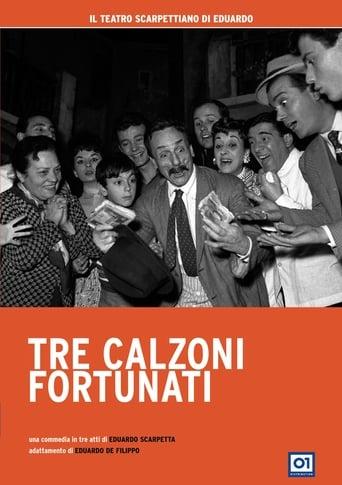 Poster of Tre Calzoni Fortunati