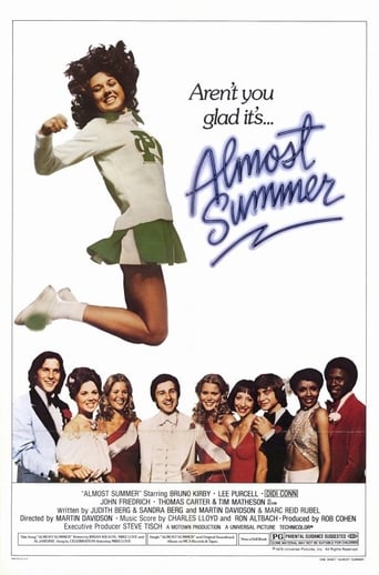 Poster of Almost Summer