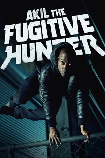 Poster of Akil the Fugitive Hunter
