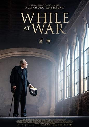 Poster of While at War