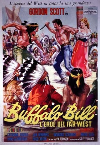Film online Buffalo Bill, l'eroe del far west Filme5.net